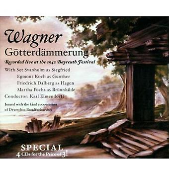 R. Wagner - Wagner: G Tterd Mmerung [CD] USA import