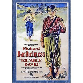 Tol'Able David (1921) [DVD] USA import