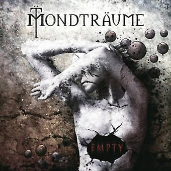 Mondtraume - Empty [CD] USA import