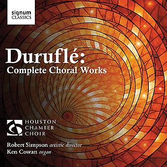 Complete Choral Works [CD] USA import
