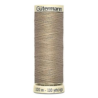 Gutermann Sew-all 100% Polyester Thread 100m Hand and Machine Colour Code  - 464