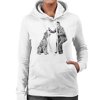 Friday Night Dnner Sit Milson Kvinnor's Hooded Sweatshirt