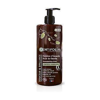 Normal Hair Shampoo 500 ml of cream