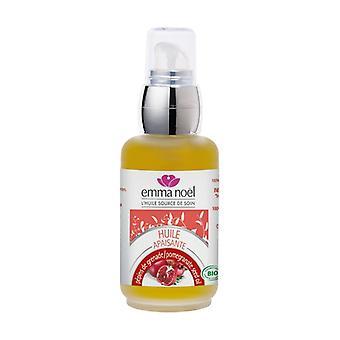Organic pomegranate seed oil 50 ml of oil