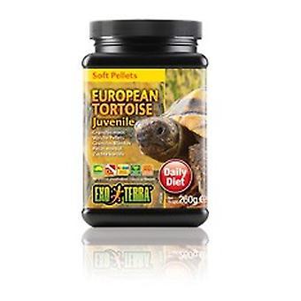 Exo Terra Exo Terra Turtle Food 260G European Youth (Reptiles , Reptile Food)