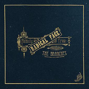 Radical Face - The Family Tree: The Branches [CD] USA import