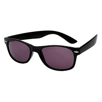 Okulary przeciwsłoneczne Unisex czarny (AZB-047 P)