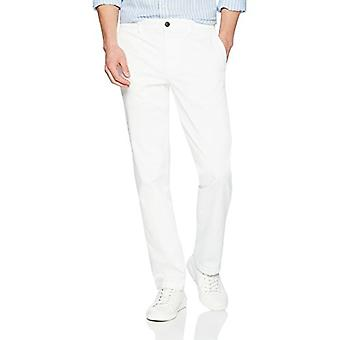 Brand - Goodthreads Men's Straight-Fit Washed Comfort Stretch Chino Pa...