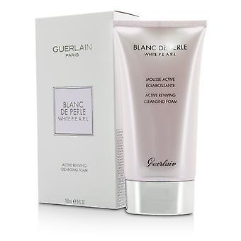 Blanc de perle white p.e.a.r.l. active reviving cleansing foam 202794 150ml/5oz