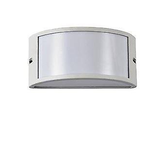 Ideal Lux Rex-1 - 1 luz de pared exterior luz blanca IP44, E27