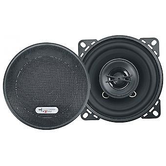 Lautsprecherset Zwei-Wege-Koaxial X102 200 Watt schwarz