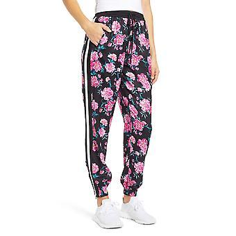 Kendall + Kylie | Varsity-Stripe Jogger Pants