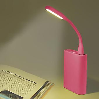 Mini Portable Usb Led Energy-saving Led Book Light For Power Bank/laptop/notebook