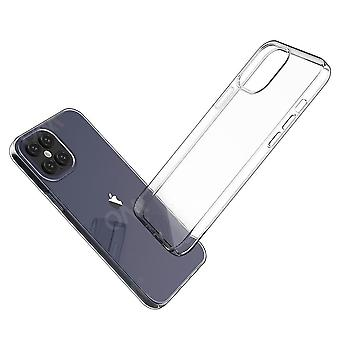 Tpu Silicon Transparant Clear Fitted Bumper Soft Case Back Cover Voor iphone 12 / 12 Pro / 12 Max / 12 Pro Max