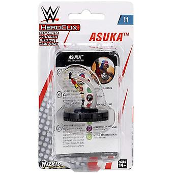 UNIT WWE HeroClix Asuka Expansion Pack W1
