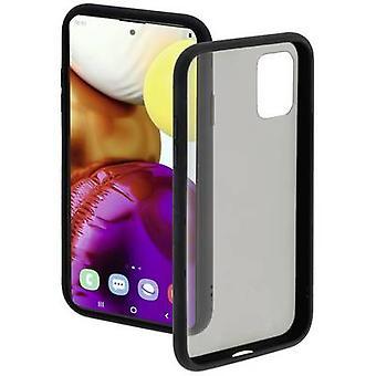 Hama Näkymätön kansi Samsung Galaxy A71 Musta, Läpinäkyvä