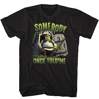 Shrek Somebody T-shirt