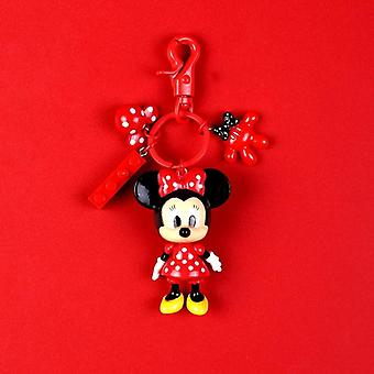 Disney Mickey Mouse/minnie Karton Brelok Łańcuch