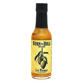 Syntynyt Hula Los Mangos All Natural Hot Sauce