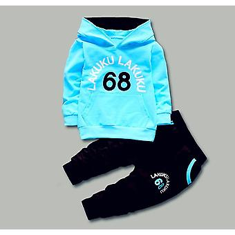 Baby Clothing Sets- 2-6 Years Birthday Suit, Tracksuits Kids Brand Sport Suits