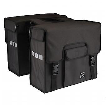 Willex Bicycle Bags 38 L Black 10601
