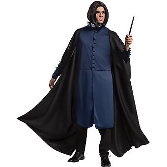 Mens Severus Snape Traje de lujo - Harry Potter