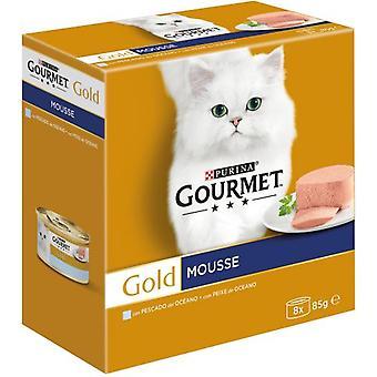 Gourmet Multipack Gold Mus Z Ryby Oceanicznej (Koty , Pokarm dla kota , Mokra karma)
