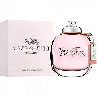 Entrenador The Fragrance de Coach 90ml EDT Spray
