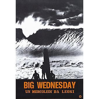 Suuri keskiviikko elokuvajuliste (11 x 17)