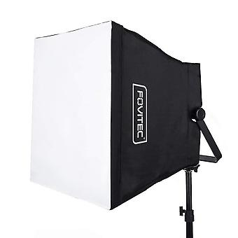 Fovitec 600 série led panel softbox světlo modifikátor