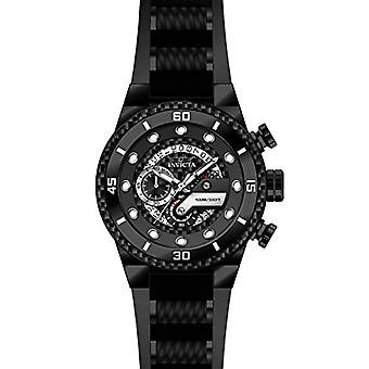 Invicta  S1 Rally 24228  Silicone, Stainless Steel Chronograph  Watch
