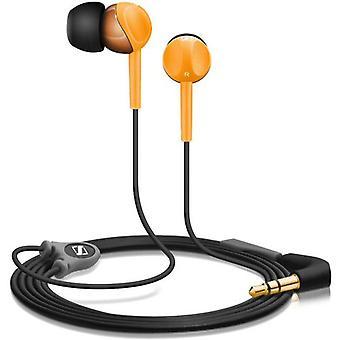 Sennheiser CX 215 - In-ear Earbuds - Orange