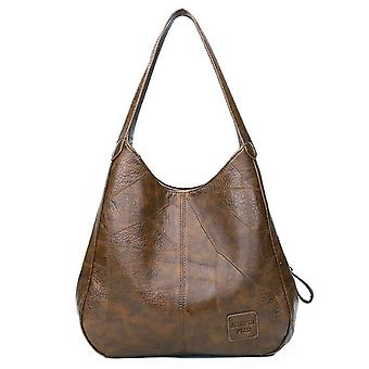 Vintage Handbag Luxury Shoulder, Top-handle Bags