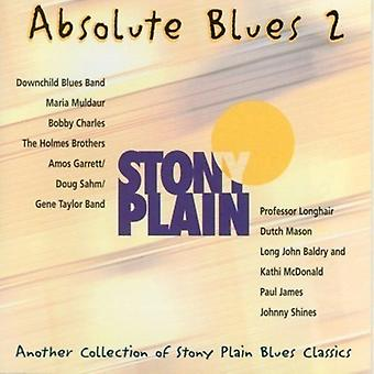 Vol. 2-Absolute Blues [CD] USA import