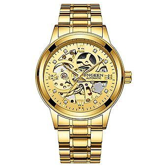 Nieuwe Sport Mechanische Luxe Heren Automatisch Horloge