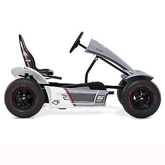 BERG grey race GTS BFR 3 gears full spec pedal go kart with adjustable seat