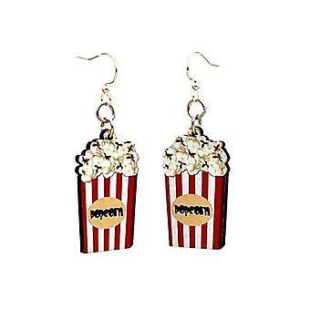 Popcorn øreringe #t053