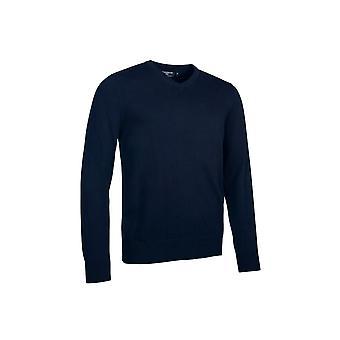 Glenmuir Glencoe Touch Of Cashmere V-neck Sweater GM006