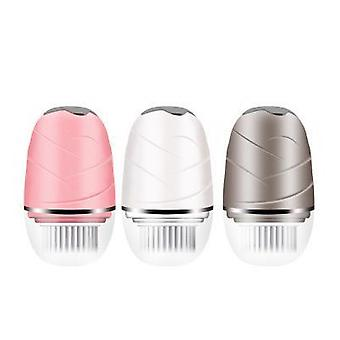 3 In 1 Usb Electric Facial Cleanser Skin Beauty Massager