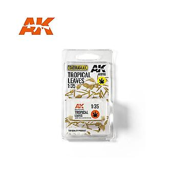 AK Interactive AK8110 Tropical Leaves