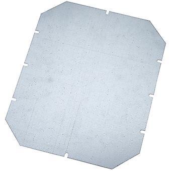 Fibox MP2924 Metal Mounting Plate 265 x 215mm