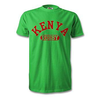 Camiseta de Rugby de Kenia