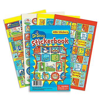 Dr. Seuss Awesome Stickerbook