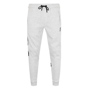 SoulCal Mens Cut and Sew Jogging Trousers Bottoms Pants Closed Hem Fleece Casual