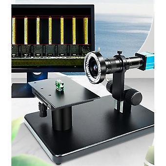 Gp-51 200 פעמים מיקרוסקופ אופקי, בדיקת שטוחות מחבר מסוף ותפוקת אות vga HD מכשיר תחזוקה