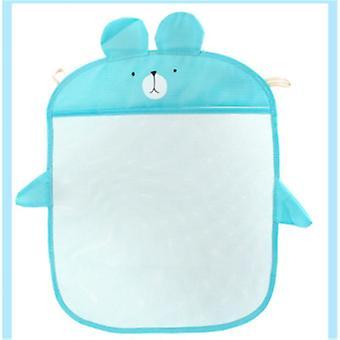 Cartoon Cute Łazienka Wiszący Kosz do przechowywania baby dzieci kąpielowe przechowywanie łóżek