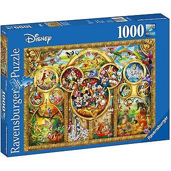 Ravensburger 15266 Disney Beste Temaer 1000 Stykke Puslespill 12+