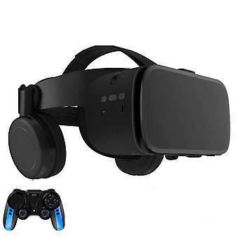 3d Casque Vr 3d Glasses Virtual Reality Headset Helmet Goggles Lenses Video