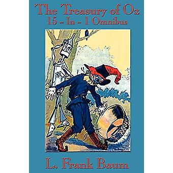 The Treasury of Oz by L Frank Baum - 9781604590289 Book