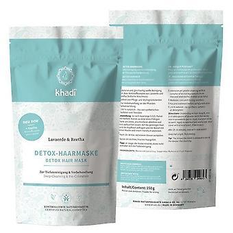 Khadi Mascarilla capilar Detox 150 gr